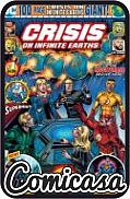 CRISIS ON INFINITE EARTHS (1985) - GIANT #1