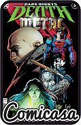 DARK NIGHTS : DEATH METAL (2020) #5 (Of 7) Regular Foil and Embossed Cover