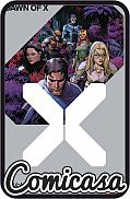 DAWN OF X (2020) TRADE PAPERBACK #13