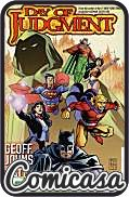 DAY OF JUDGMENT (1999) TRADE PAPERBACK (Reprints Mini-series) By Geoff Johns & Matt Smith