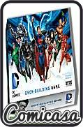 DC COMICS DECK BUILDING GAME Fight Evil as One of the Heroes of the DC Universe [2-5 players]