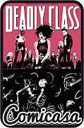 DEADLY CLASS (2014) TRADE PAPERBACK #5 Carousel