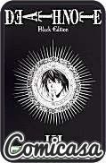 DEATH NOTE : BLACK EDITION (2011) DIGEST-SIZED TRADE PAPERBACK #3 [Contains volume 5 & 6]