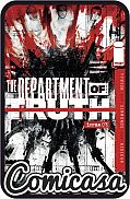 DEPARTMENT OF TRUTH (2020) #3 A-Cover