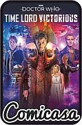 DOCTOR WHO : TIME LORD VICTORIOUS (2020) TRADE PAPERBACK #1