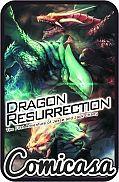 DRAGON RESURRECTION (2013) GRAPHIC NOVEL By Mark Byers & Erfan Fajar