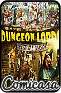 DUNGEON LORDS - FESTIVAL SEASON Expansion for Dungeon Lords [2-4 players]