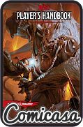 ROLEPLAYING : DUNGEONS & DRAGONS (FIFTH EDITION) - PLAYER'S HANDBOOK Everything a Player Needs to Create Heroic Characters