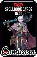 ROLEPLAYING : DUNGEONS & DRAGONS (FIFTH EDITION) - SPELLBOOK CARDS : BARD