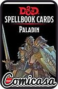 ROLEPLAYING : DUNGEONS & DRAGONS (FIFTH EDITION) - SPELLBOOK CARDS : PALADIN