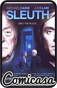 DVD - SLEUTH (2007) Met Michael Caine & Jude Law, [VF/NM (9.0)]
