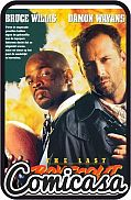 DVD - THE LAST BOYSCOUT (1991) Met Bruce Willis en Damon Wayans. Digipack uitvoering uit de Action collection, [VF/NM (9.0)]