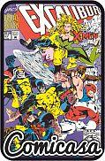 EXCALIBUR (1988) SPECIAL EDITION : XX CROSSING Versus the X-Men, [Very Fine+ (8.5)]