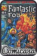FANTASTIC FOUR (1998) #1