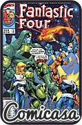 FANTASTIC FOUR (1998) #14, [VF/NM (9.0)]