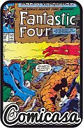FANTASTIC FOUR (1961) #336, [Fine/VF (7.0)]