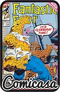 FANTASTIC FOUR (1961) #367 Infinity War Crossover, [VF/NM (9.0)]
