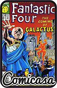 FANTASTIC FOUR (1961) #390 The Coming of Galactus, [VF/NM (9.0)]