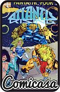 FANTASTIC FOUR : ATLANTIS RISING (1995) #2 Acetane Cover, [VF/NM (9.0)]