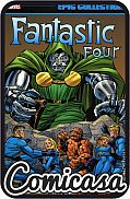 FANTASTIC FOUR : EPIC COLLECTION (2014) TRADE PAPERBACK #5 The Name is Doom