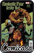 FANTASTIC FOUR : ROAD TRIP (2020) #1