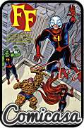 FF (2012) TRADE PAPERBACK #1 Fantastic Faux (Reprints Issues 4-8)