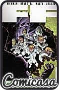 FF (FANTASTIC FOUR, 2011) TRADE PAPERBACK #4 (Reprints Issues 17-23)