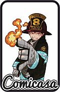 FIRE FORCE (2016) DIGEST-SIZED TRADE PAPERBACK #18