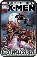 FIRST X-MEN (2012) #5 (Of 5)