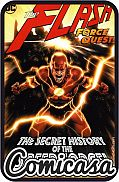 FLASH (2016) TRADE PAPERBACK #10 The Secret History of the Speed Force