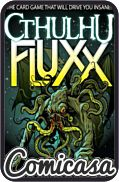 FLUXX : CTHULHU The Card Game that Will Drive You Insane [2-6 players]