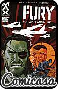 FURY MAX (2012) TRADE PAPERBACK #2 (Reprints Issues 7-13)
