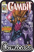 GAMBIT (1999) #1 Skroce Cover