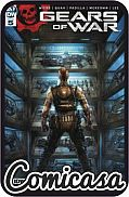 GEARS OF WAR : HIVEBUSTERS (2019) #5 (Of 5) A-Cover