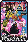 GENERATION X (1994) #18 Bubbles & Onslaught Impact 1, [Very Fine (8.0)]