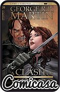 GEORGE R.R. MARTIN'S A CLASH OF KINGS (2020) #9 A-Cover