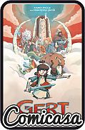 GERT & THE SACRED STONES (2020) TRADE PAPERBACK