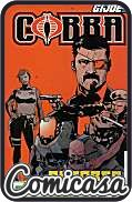 G.I. JOE / COBRA : OKTOBER GUARD (2013) TRADE PAPERBACK