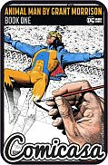ANIMAL MAN BY GRANT MORRISON (2020) TRADE PAPERBACK #1