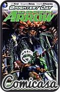 GREEN ARROW (2010) TRADE PAPERBACK #2 Salvation (Reprints Issues 8-15)