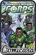 GREEN LANTERN CORPS (2011) #18