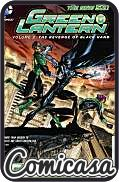 GREEN LANTERN (2011) HARD COVER #2 Revenge of the Black Hand (Reprints Issues 7-12 & Annual 1)