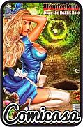 GRIMM FAIRY TALES : WONDERLAND - DOWN THE RABBIT HOLE (2013) #1 (Of 5) B-Cover