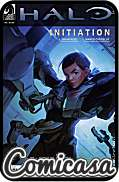 HALO : INITIATION (2013) #2 (Of 3)