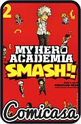 MY HERO ACADEMIA SMASH (2019) DIGEST-SIZED TRADE PAPERBACK #2