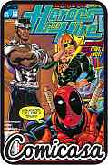 HEROES FOR HIRE (1997) #10 Deadpool, [Very Fine (8.0)]