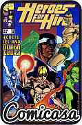 HEROES FOR HIRE (1997) #8, [Very Fine+ (8.5)]