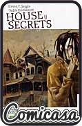 HOUSE OF SECRETS : OMNIBUS (2013) HARD COVER (Reprints the Complete House of Secrets with Extras)
