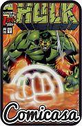 HULK (1999) #1 Alternate Sunburst Cover, [VF/NM (9.0)]