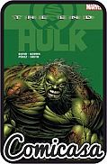 HULK : THE END (2002) TRADE PAPERBACK New printing